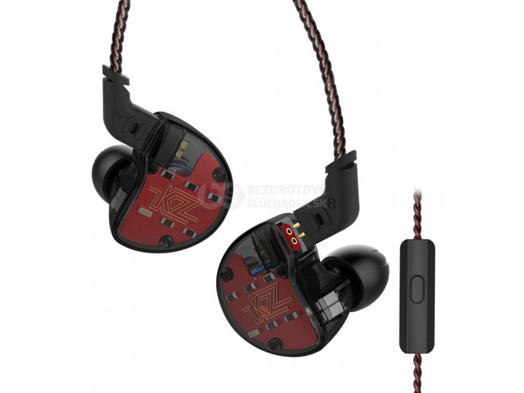 KZ ZS10 10 Drivers Dynamic Heavy Bass Earphones 587005 [1]