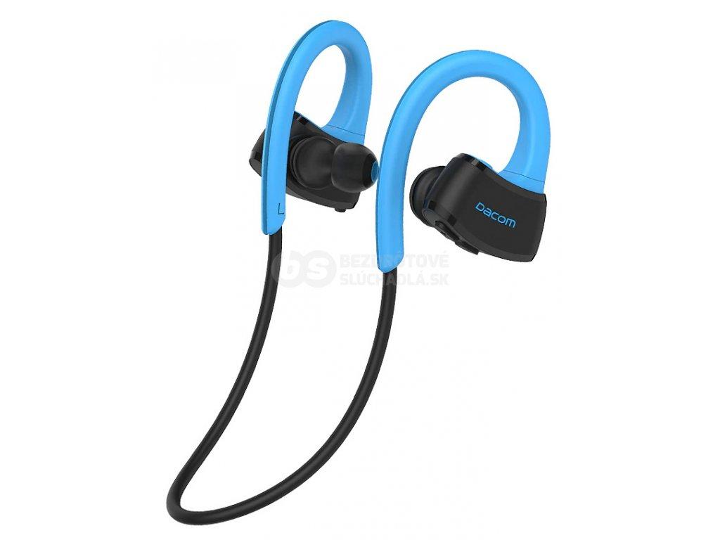 bezdrôtové Bluetooth sluchadla slúchadla s mp3 prehravacom vodotesné sportove
