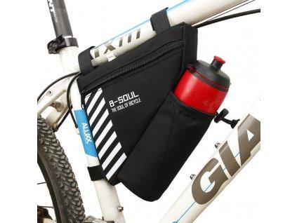 brasna na bicykel s držiakom na fľašu b soul cy81024