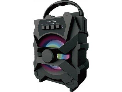 bluetooth reproduktor s mp3 fm radiom aux preda S500