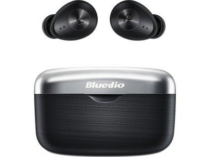 bluetooth sluchatka do usi bezdrôtovo aptX bluedio fi