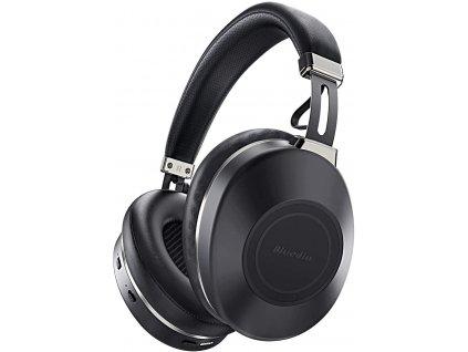 bezdrôtové Bluetooth sluchatka náhlavnú s dlhou vydrzi bluedio h2