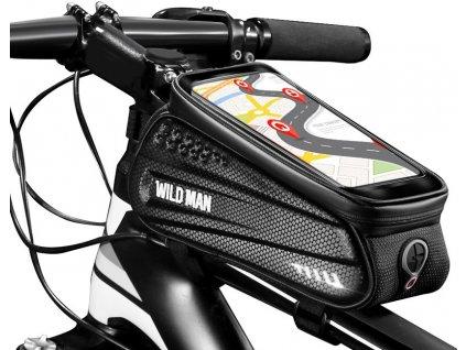 wild man ES3 brasna na bicykel