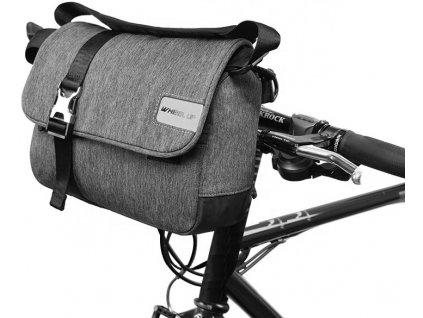 brasna na riadidlá taska cez rameno click system wheel up D23