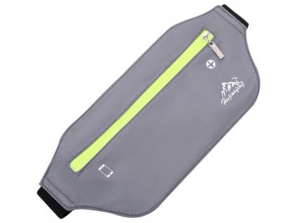 hwjianfeng 1801 sportove ľadvinka na mobil na beh sivá