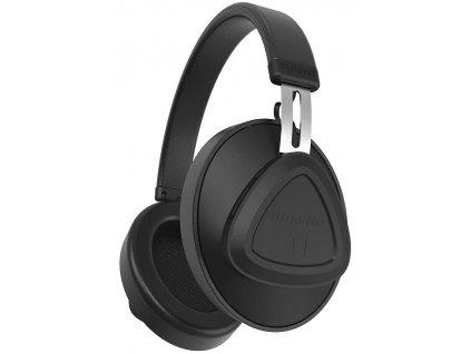 kvalitni Bezdrôtové slúchadlá pres hlavu Odolná čierna bluedio tm