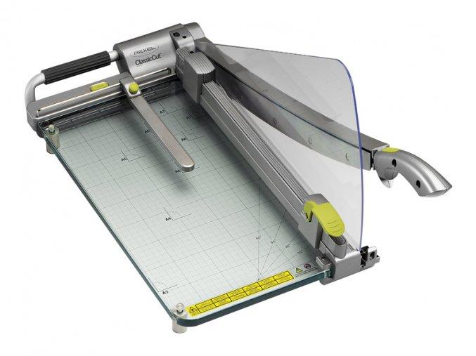 Páková řezačka REXEL ClassicCut CL420 A3  Páková řezačka s laserovým měřením