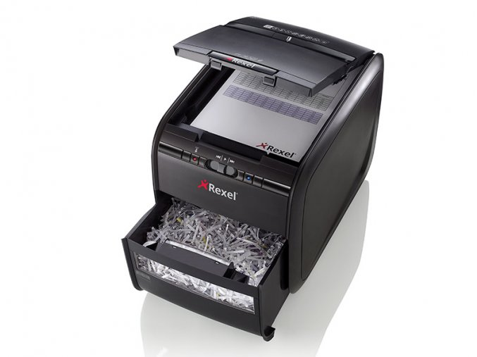 Skartovač REXEL Auto+ 60X  Osobní skartovací stroj