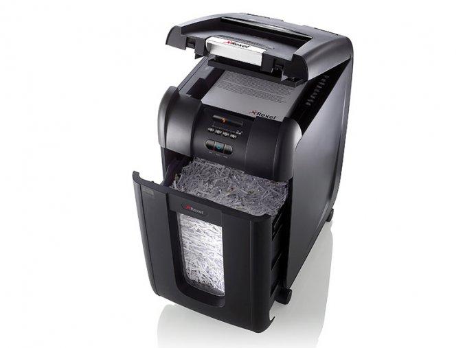 Skartovač REXEL Auto+ 300X  Kancelářská skartovačka