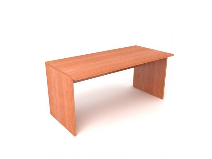 Psací stůl 160x75 lamino podnož