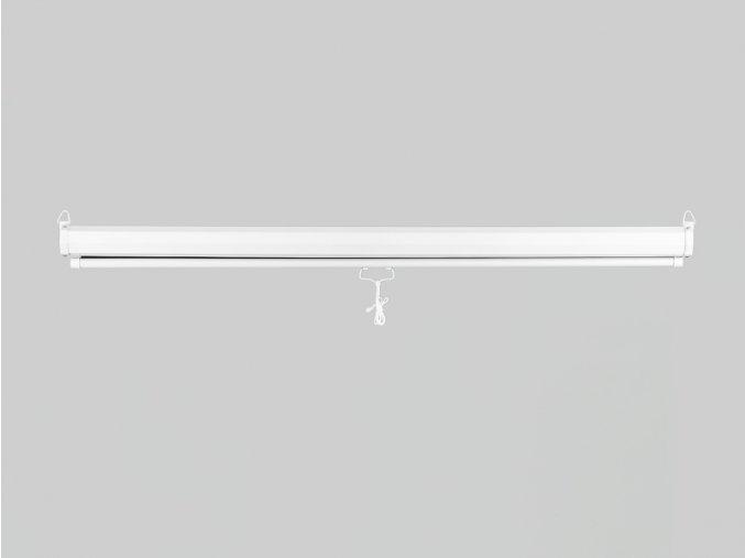 Nástěnné projekční plátno AVELI 213x213 (1:1)
