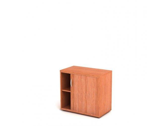 Roletková skříň 80x45/76 2 patra pravá