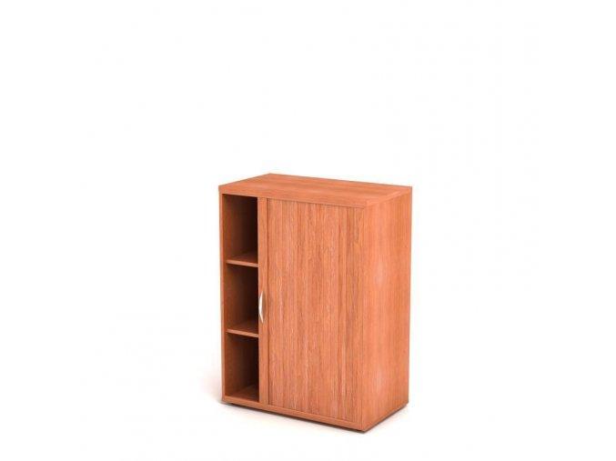 Roletková skříň 80x45/112 3 patra roletka pravá