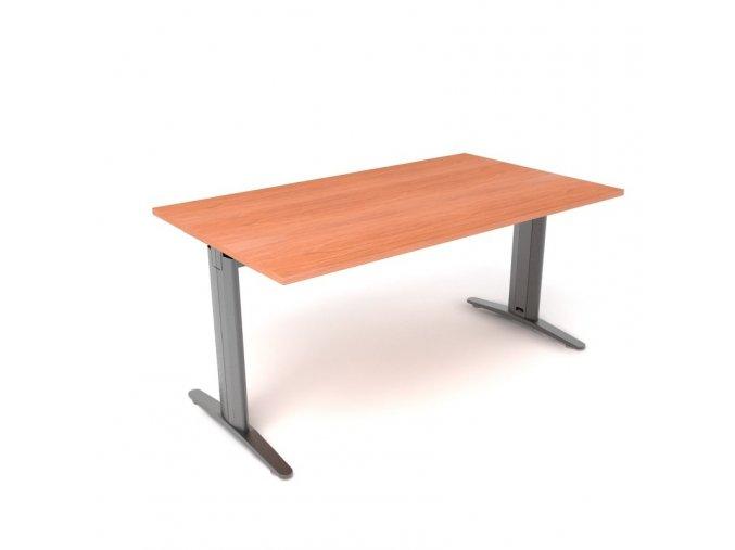 Jednací stůl 120x90 kovová konstrukce