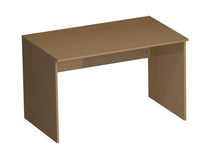 Psací stůl 120/75 lamino podnož - STANDARD