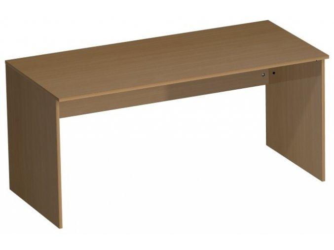 Psací stůl 160/75 lamino podnož - STANDARD