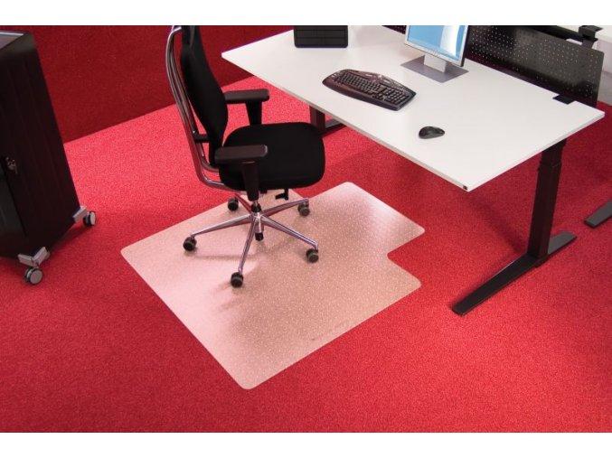 Podložka na koberec BSM L 1,2x1,3  Ochranná podložka na koberce