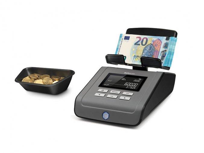 Počítačka peněz SAFESCAN 6165 (váha)