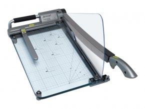 Páková řezačka REXEL ClassicCut CL410 A4  Páková řezačka s laserovým měřením