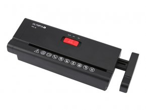 Skartovač Olympia PS 16 black  Osobní skartovací stroj