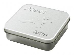 Drátky do sešívaček REXEL OPTIMA 26/6 (No.56)  Drátky do sešívaček. V balení 3750 kusů drátků.