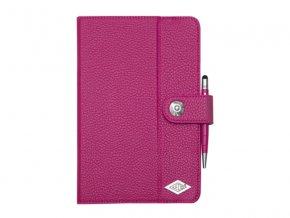 Obal WEDO pro iPad mini s touchpenem, růžový