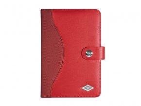 Obal WEDO pro tablety mini Universal, červený