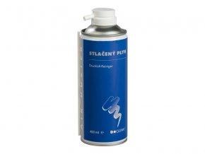 Stlačený plyn D-CLEAN, hořlavý, 400 ml