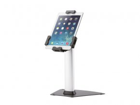 NewStar stojan na tablet / telefon nosnost 1kg  stříbrný