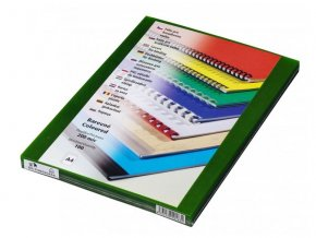 Fólie PRESTIGE A4/100 ks, zelená, 200 µm