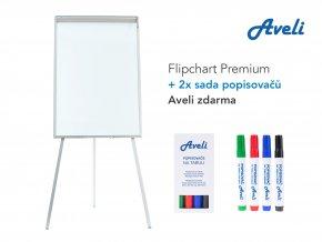 FLIPCHART AVELI PREMIUM + dárek
