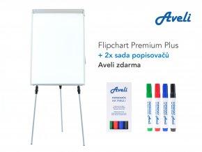 Flipchart AVELI PREMIUM PLUS + dárek