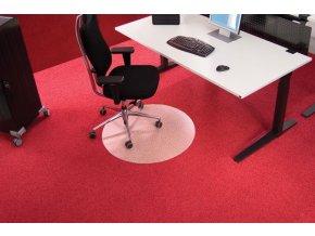 Podložka na koberec BSM R 90 cm  Ochranná podložka na koberce