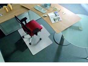 Podložka na koberec BSM Q 1,2x1,5  Ochranná podložka na koberce