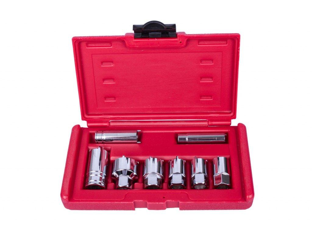 Sada nástrčných klíčů na antény automobilů - C046012