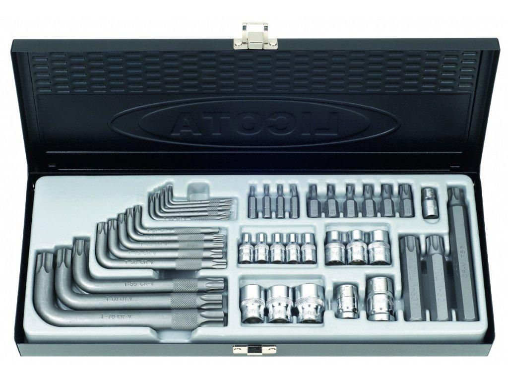 Sada klíčů a bitů 40 ks - LIABS80003