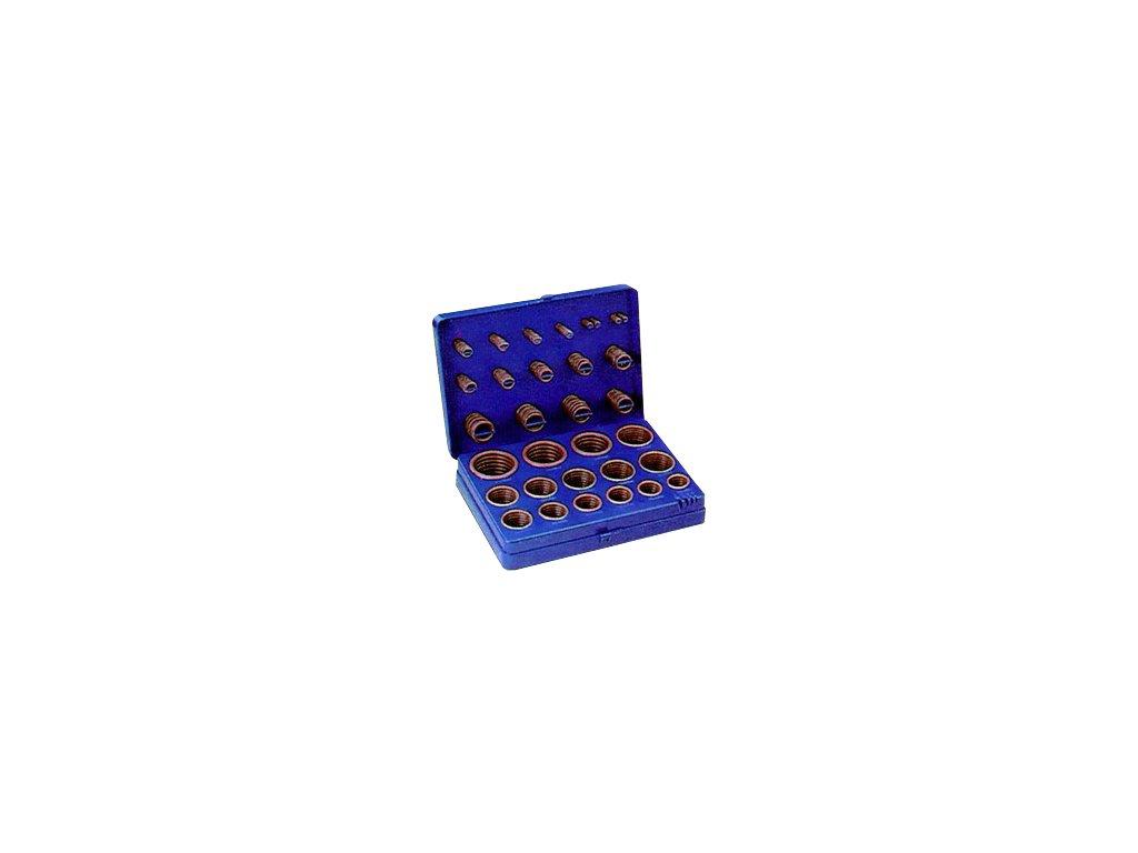Sada těsnících kroužků Viton 382 ks
