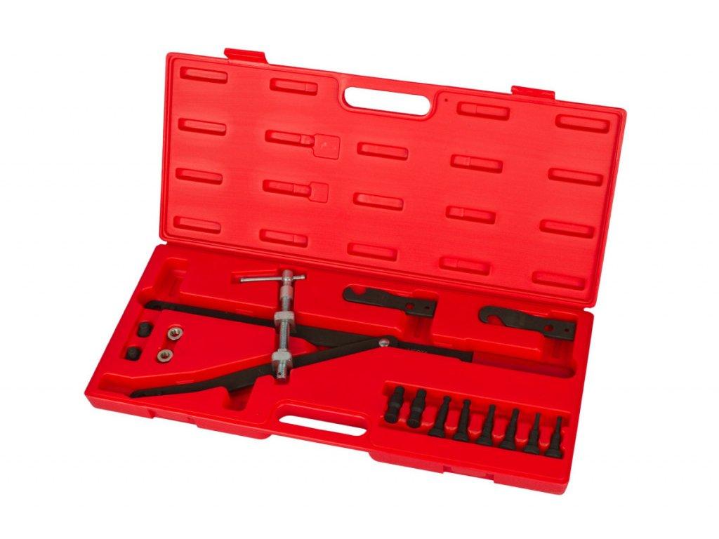 Sada univerzálního držáku řemenice & spojky ventilátoru - Liata0141