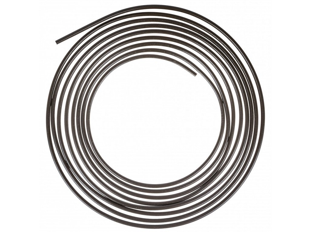 Ocelová brzdová trubka, průměr 4,75 mm, délka 5m - WP47545
