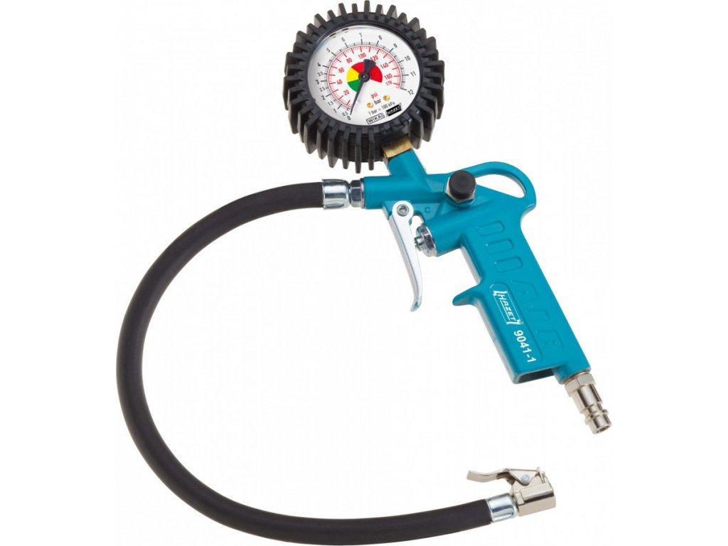 Hustič pneu s manomentrem - HA147076
