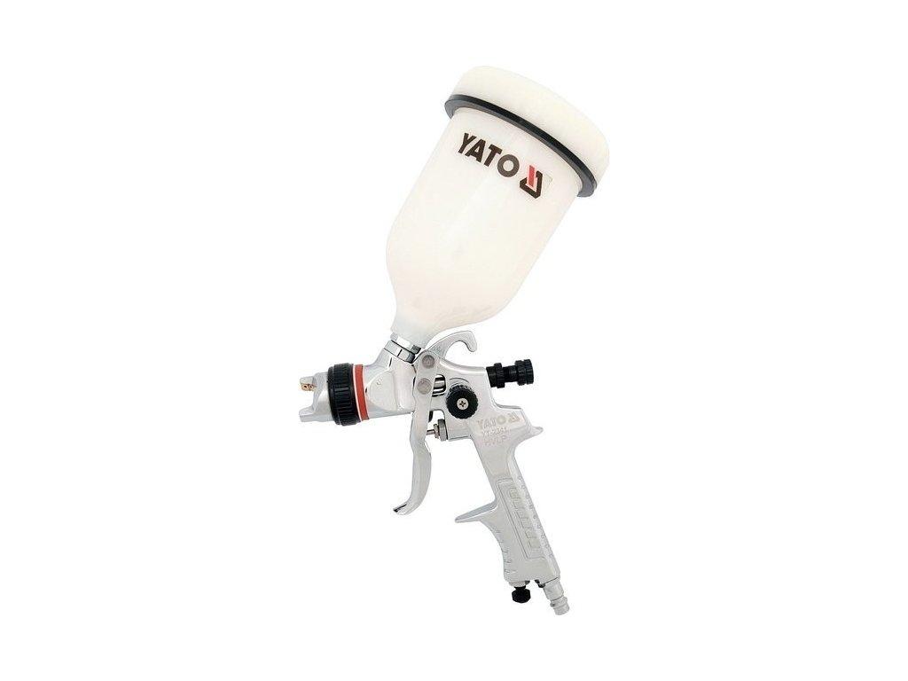 Pistole na lakování s nádrží 0,6l 1.5mm - YT-2341