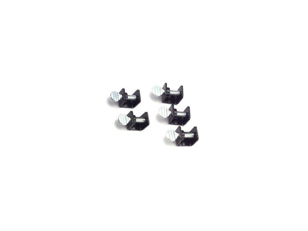Malá silná svěrka plechových dílů 5 ks - G9355000