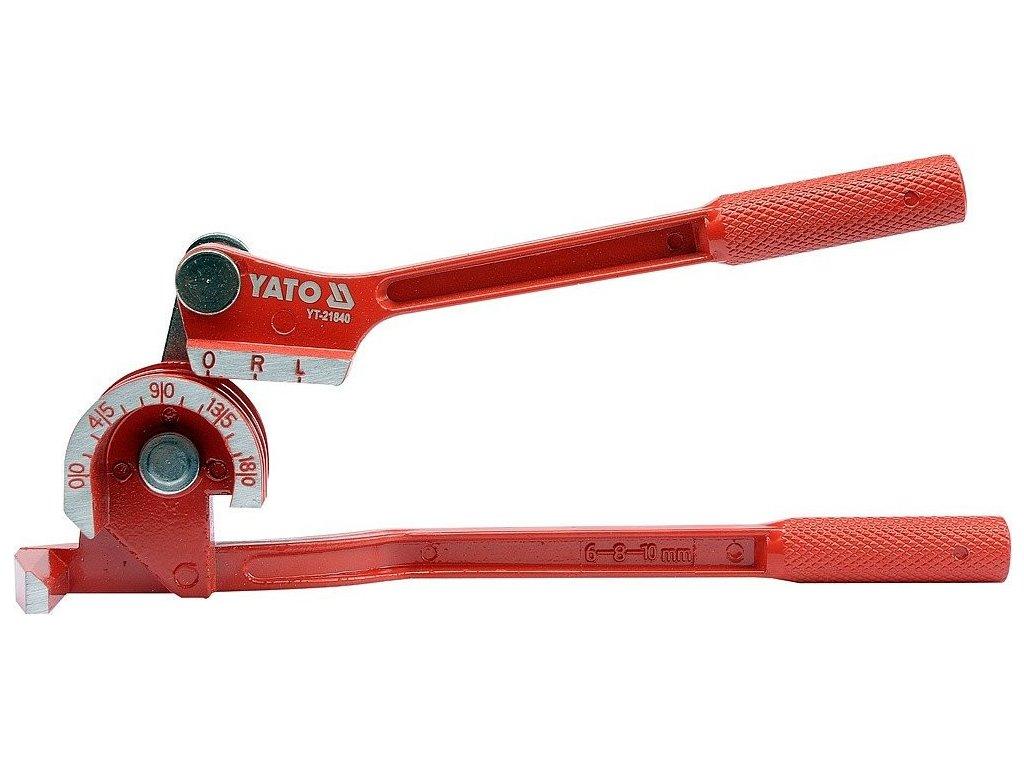 Mini ohýbačka 6,3 -10 mm - YT-21840