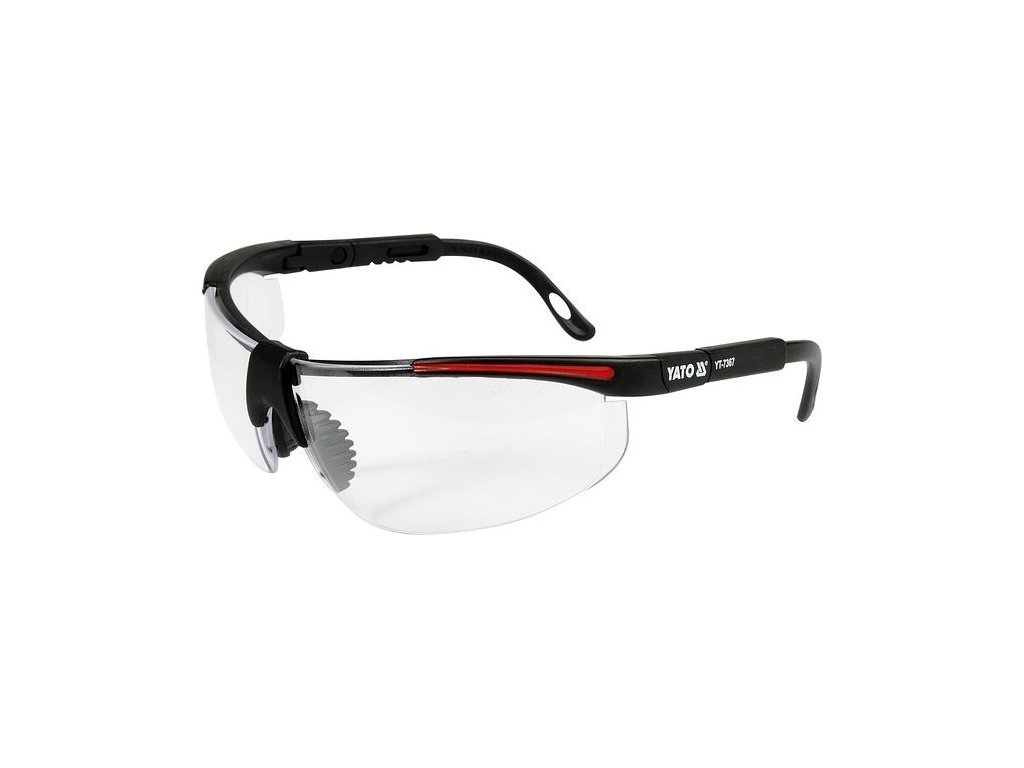 Ochranné brýle, čiré - YT-7367