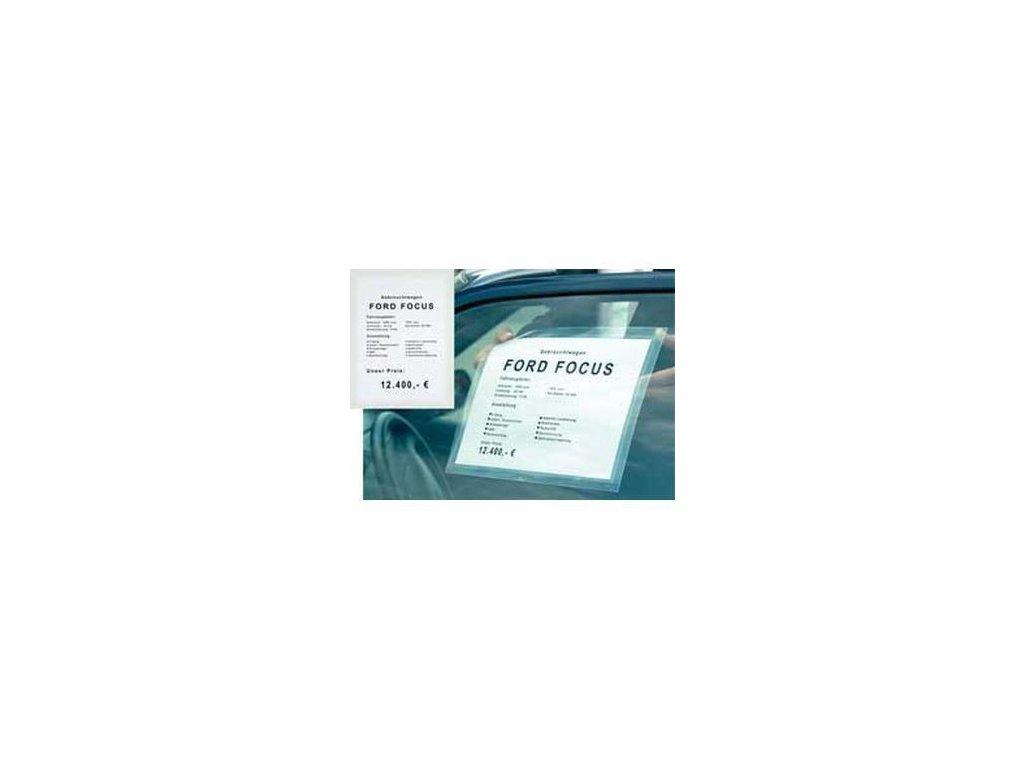 Přilnavé desky A3, statická folie - 744000150