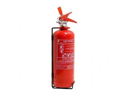 Hasicí přístroj práškový 2 kg ABC - 01532