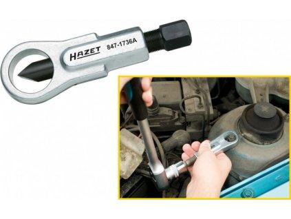 Mechanický trhač matic 847-0410A Hazet