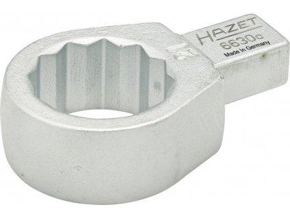 Nástrčný očkový klíč 6630C-19 Hazet (HA028924)