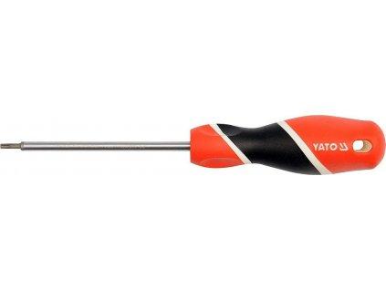 Šroubovák TORX T30, 100 mm, magnetický s otvorem YT-25960