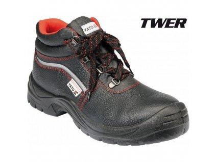 Pracovní boty, kotníkové vel. 39, TWER YT-80783
